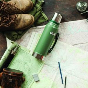 涨价!更新 Stanley史丹利 Classic Vacuum Bottle经典款真空保温瓶 1L