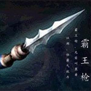 海淘七种武器之霸王枪