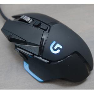 Logitech罗技 G502 RGB 炫光游戏鼠标