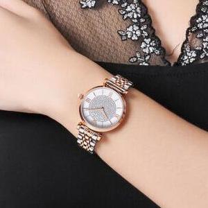 【断货】Armani阿玛尼 AR1926 满天星女士时尚腕表