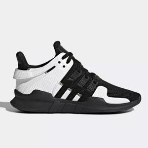小熊猫!Adidas阿迪达斯 EQT Support ADV大童休闲运动鞋