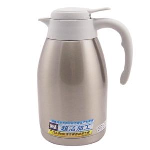 Tiger虎牌 不锈钢便携式保温热水瓶 1.6L