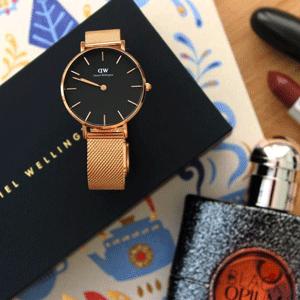 D W DW00100161 女士时装手表