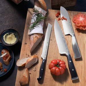 WMF福腾宝 Spitzenklasse Plus系列 厨师刀 20cm