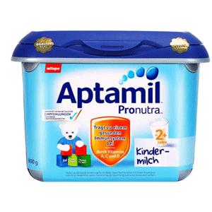 Aptamil 爱他美 婴幼儿配方奶粉 2+段 800g 安心罐 *4件