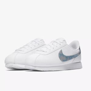 Nike Cortez Basic 水墨阿甘大童鞋