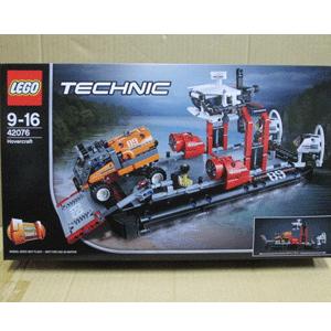 LEGO乐高 Techinc 机械组系列 42076 气垫渡轮