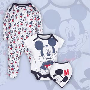 Disney迪士尼官网婴儿用品和睡衣低至4折+额外8折