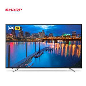 SHARP夏普 LCD-60SU465A 60英寸4K液晶电视