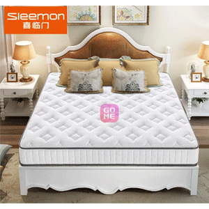 SLEEMON喜临门 星空R 独立袋装弹簧天然乳胶床垫 21cm (1.8*2m)