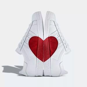 Adidas Superstar 80s Half Heart 女鞋