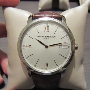 Baume & Mercier名士CLASSIMA MOA10144男士时装腕表