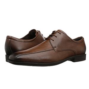 ECCO爱步 Edinburgh Modern男士真皮系带皮鞋