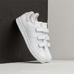 adidas阿迪达斯 Stan Smith魔术贴男士板鞋
