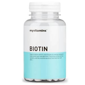 Myvitamins 生物素 30粒