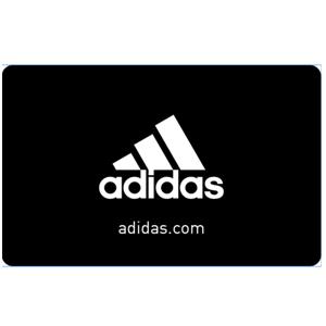 ebay有买adidas gift card满$50送$10