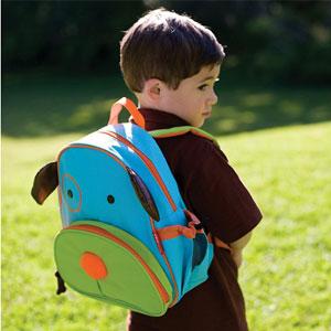 Skip Hop可爱动物园小童背包 +凑单品