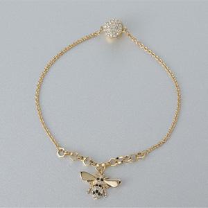 Swarovski施华洛世奇 新款可爱蜜蜂水晶手链