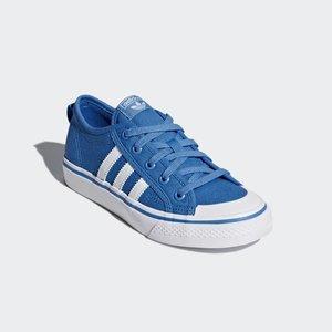 Adidas阿迪达斯 NIZZA 经典球鞋 大童款