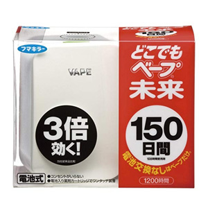 VAPE未来 3倍驱蚊器 150日*2件