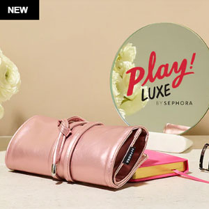 PLAY! BY SEPHORA 高档护肤彩妆小盒子