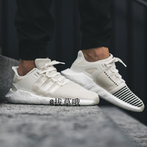 Adidas阿迪达斯 EQT Support 93/17 BOOST 运动男鞋