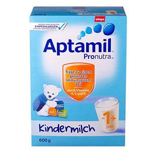 德国Aptamil爱他美 幼儿配方奶粉1+  600g