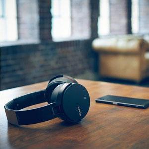 SONY 索尼 MDR-XB950B1 头戴式蓝牙耳机