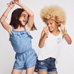 Crazy 8童装官网夏季促销精选童装低至2折+新款6折