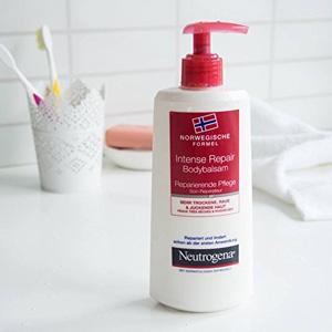 Neutrogena露得清 挪威配方强效修护身体乳250ml*2瓶装