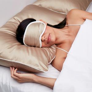 Iluminage氧化铜睡眠抗皱眼罩 金色款