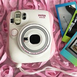 【断货】FUJIFILM富士 instax mini 26 拍立得相机套装 三款
