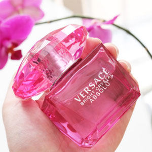 Versace范思哲臻挚粉钻女士浓香水