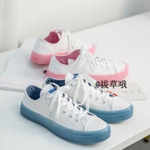 Converse Chuck Taylor® All Star® Jelly 大童款帆布鞋