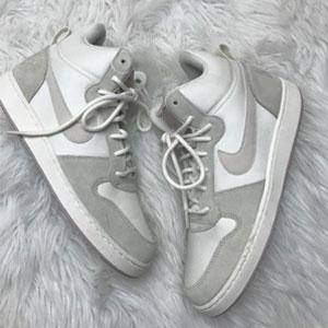 Nike Court Borough 女士运动鞋(限UK7码)