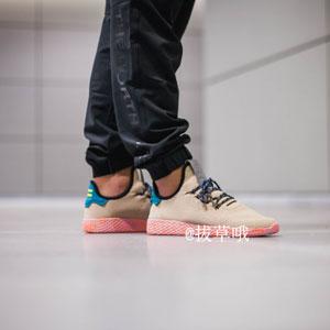 Adidas Pharrell Williams Tennis Hu 中性休闲运动鞋