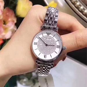【断货】Armani阿玛尼 AR1925 满天星女士时尚腕表