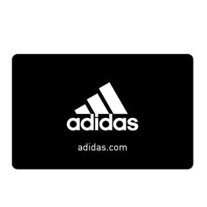 Adidas Gift Card官网礼品卡买$50送$10