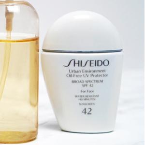 Shiseido资生堂白胖子防晒SPF 42 30ml