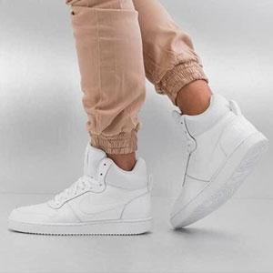 限37.5码!Nike Court Borough 中性运动鞋 白色