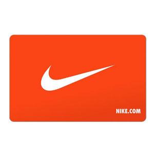 Nike Gift Card官网礼品卡买$50送$10