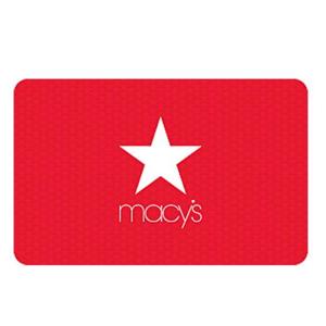买$50 Macy's梅西百货Gift Card礼品卡送$10 newegg礼卡