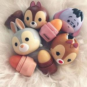 Lip Smacker 迪士尼童趣润唇膏4支装