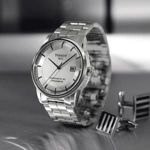 TISSOT天梭Luxury Automatic系列T086.408.11.031.00机械男表