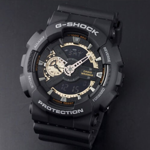 补货!Casio卡西欧G-Shock系列GA110RG-1A男士手表