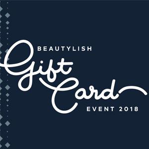 Beautylish年度送礼品卡活动开启