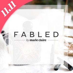 Fabled网站双十一现有雅诗兰黛、兰蔻等品牌满£60立享8折促销