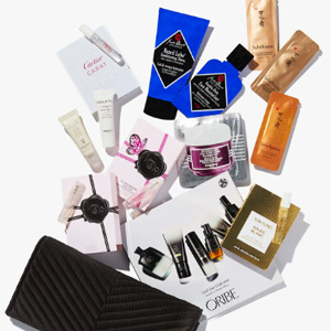 NM尼曼美妆护肤产品满$125送6件套+链条包