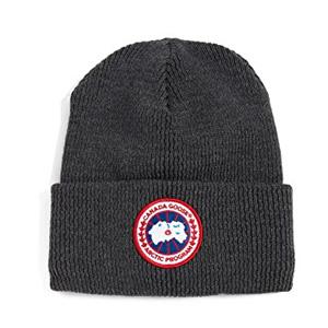 Canada Goose加拿大鹅Arctic Disc Toque羊毛毛线帽