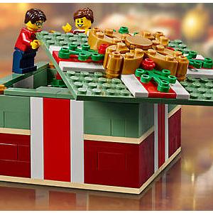 LEGO乐高官网限定两日双倍积分+送哈利波特之对角巷套装